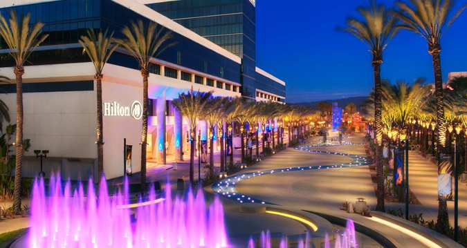 The Hilton Anaheim hotel is Orange County's premier leisure and convention destination.